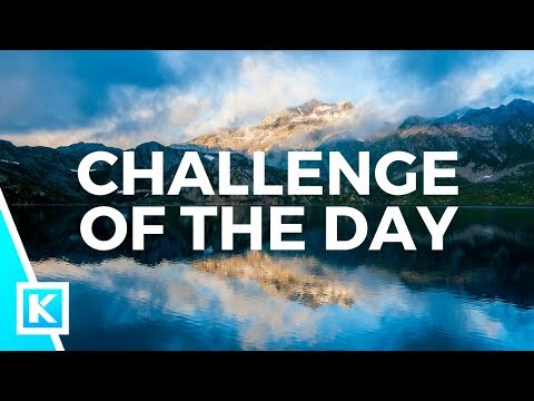 Challenge of the Day