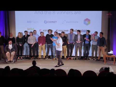 Highlights Startup Tour 2016 Finals