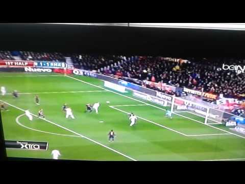 Barcelona vs Real Madrid 03/22/2015 highlights