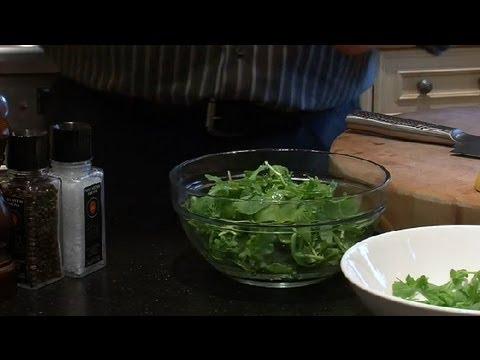 Lemon Olive Oil Dressing for Italian Arugula Salad : Italian Specialties