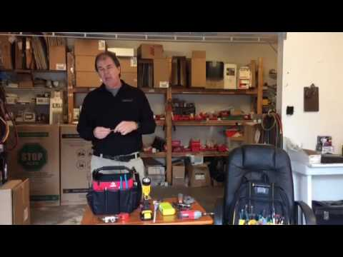 Building The Perfect Tool Bag