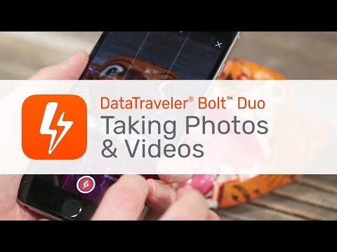 How to Take Photos and Videos with the DT Bolt Duo Camera Feature