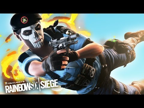 Rainbow Six Siege - Random & Funny Moments: #4 - Rainbow Six Siege Highlights