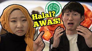 Download STREET FOOD KOREA HALAL? Umm... 길거리 음식 할랄일까? [한국 무슬림 정보] Video