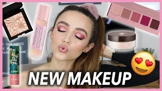 FULL FACE OF NEW MAKEUP   First Impressions