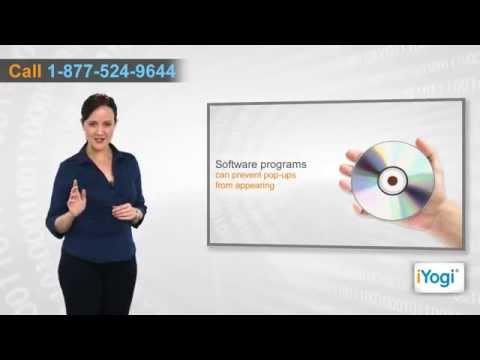 How to block Internet Explorer® 7 pop-ups on Windows® Vista