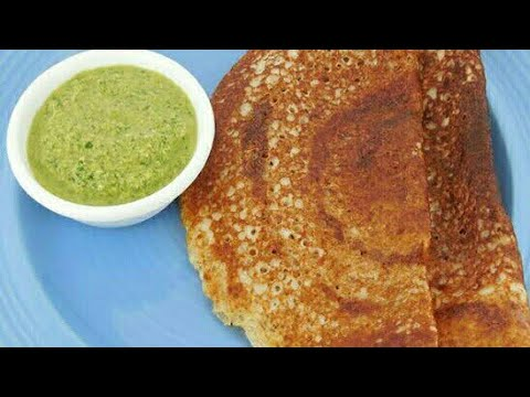 INSTANT Oats Dosa in 10 mins || 2 Ingredient || Weightloss Recipe || No Fermentation Required