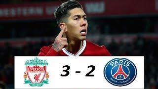 Liverpool 3-2 PSG Highlights|| C1 || 19/09/2018