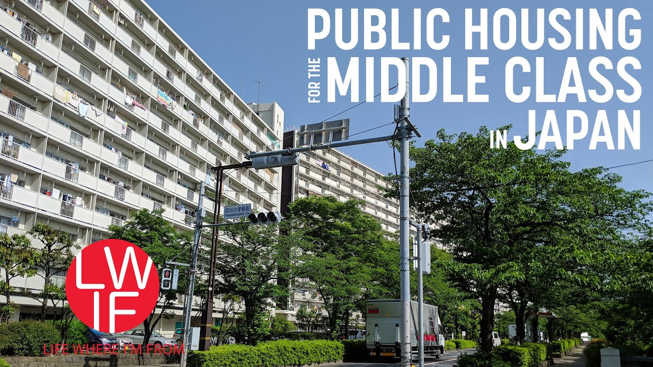 Japan's Housing for the Middle Class