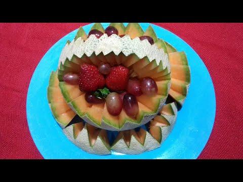 Melon basket | ফলের ঝুড়ি
