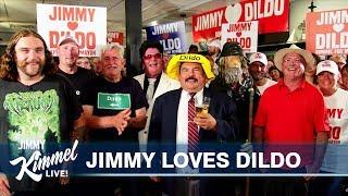 Kimmel for Mayor of Dildo
