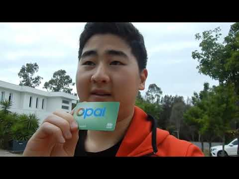 The thing about Opal Cards...