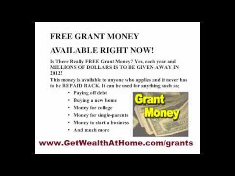 Get Government Grant Money - Federal Grants - Free Grant Money