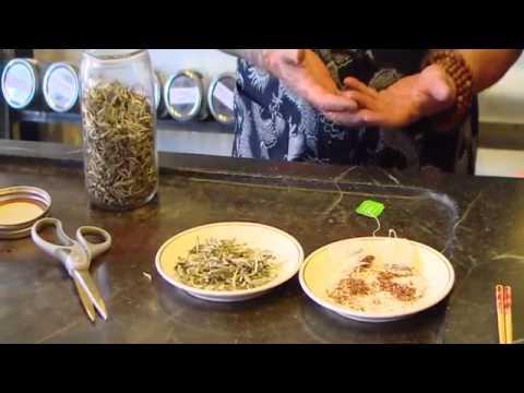 White Dragon Tea House (Tea Demonstration - Short Version)