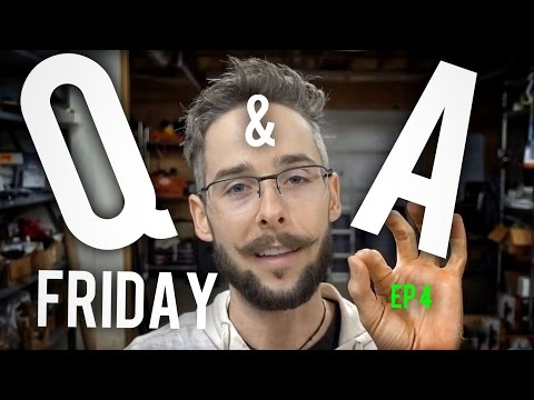 Q and A Friday No AirMode? SOFT MOUNT? IBCrazy Care package?