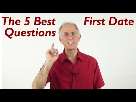The 5 Best First Date Questions and Conversation Starters - EFT Love Talk Q&A Show