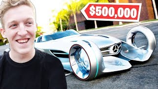 Download 6 Fortnite rs EXPENSIVE Cars! (Tfue, Lachlan, Ninja) Video
