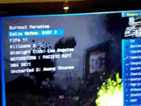 PS3 Amaze Break + Rogero Manager v7.8 on version 3.41 Tutorial