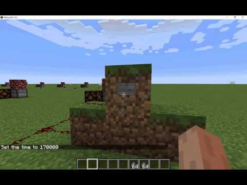 Minecraft Fireworks Star and Rocket - Tutorial and Demonstration