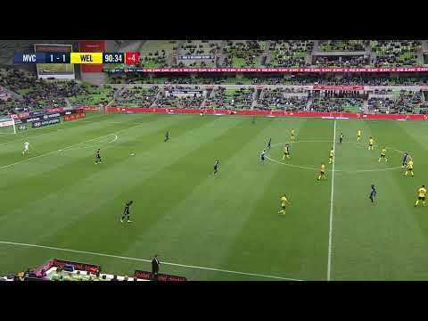 Hyundai A-League 2019/20: Round 5 - Melbourne Victory v Wellington Phoenix (Full Game)