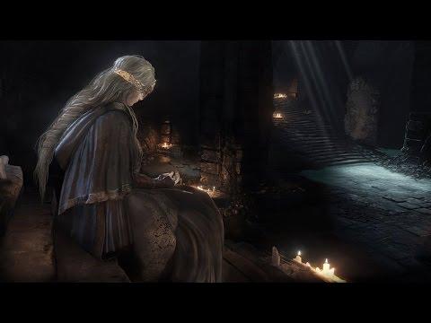 Dark Souls III - Firekeeper Speech (Extended with ambient)