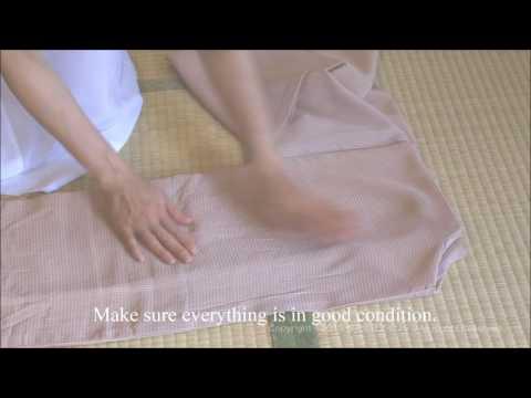 How to fold Kimono-easy to do!!(◍•ᴗ•◍)