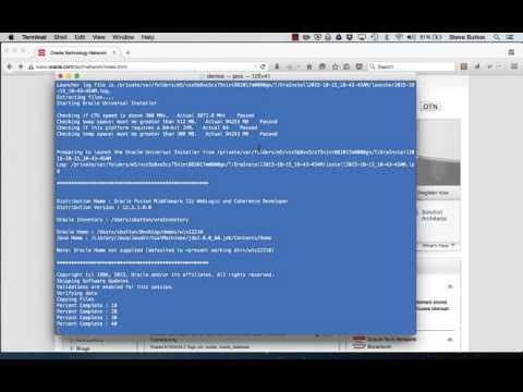 WebLogic Server 12.2.1 - Getting Started with the Developer Distribution