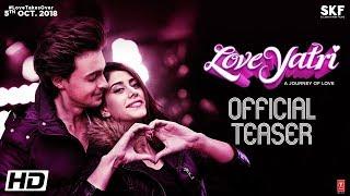 Loveyatri | Salman Khan | Aayush Sharma | Warina Hussain | Abhiraj Minawala | 5th October