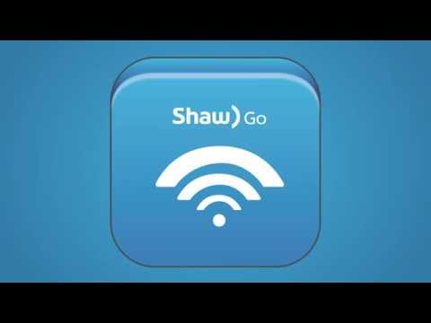 Shaw Go WiFi Finder App I Support & How To I Shaw