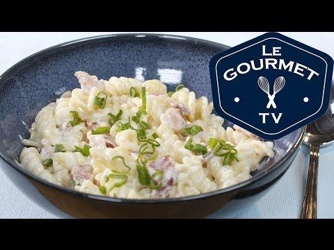 Bacon, Cheddar Macaroni and Cheese Recipe - LeGourmetTV