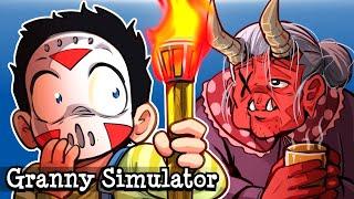 "Granny Simulator | ""Custom cosmetics and a NEW Tiki Torch weapon!"""