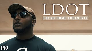 P110 - L DOT - Fresh Home Freestyle [Music Video]