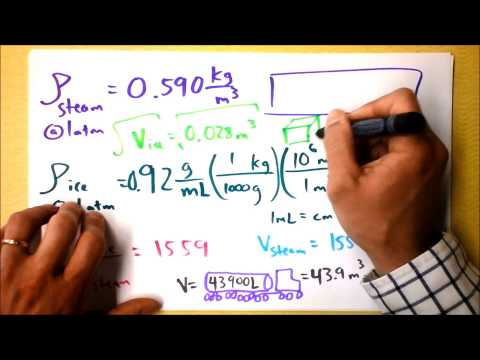 Latent Heat, Phase Change, and Heat Capacity - Worked Example | Doc Physics
