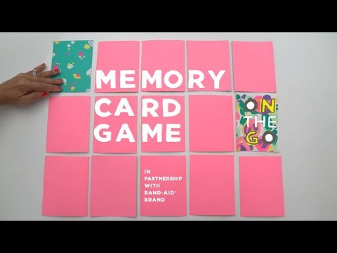 How to Make a Memory Card Game