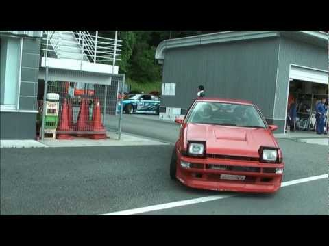 Bloopers from FSW Short course 2011.8.26 drift