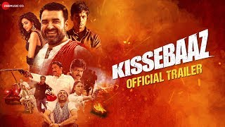 Kissebaaz - Official Trailer | Pankaj Tripathi, Anupriya Goenka, Rahul Bagga, Evelyn Sharma