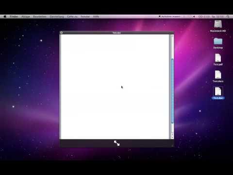 Mac Snow Leopard tutorial Part 1