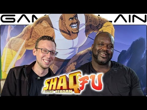 Shaq is Back! Talking Shaq Fu: A Legend Reborn with Shaquille O'Neal Himself (Interview)
