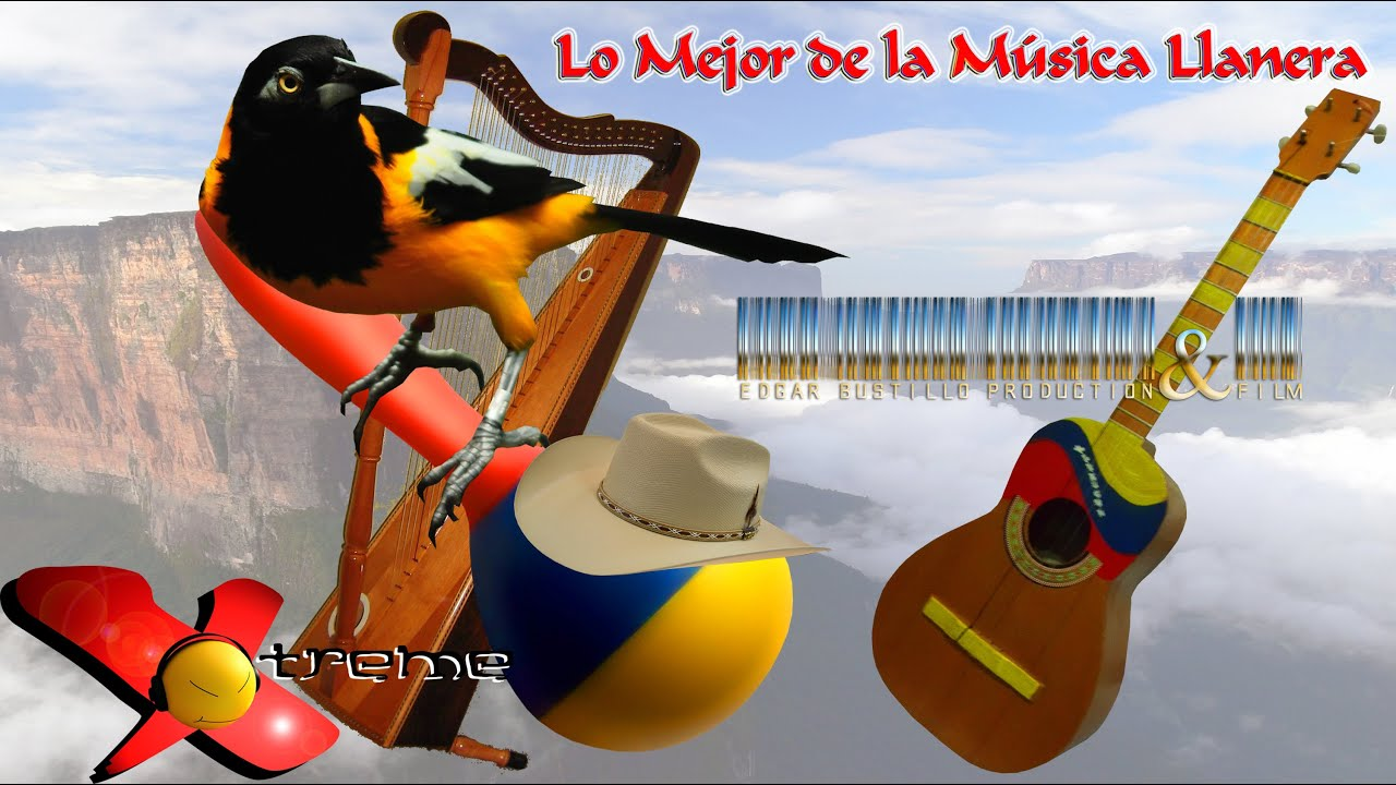 Lo Mejor de la Música Llanera HD
