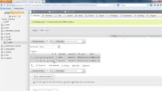 Learn Php Class 13 (mysql Database #1) (bangla)
