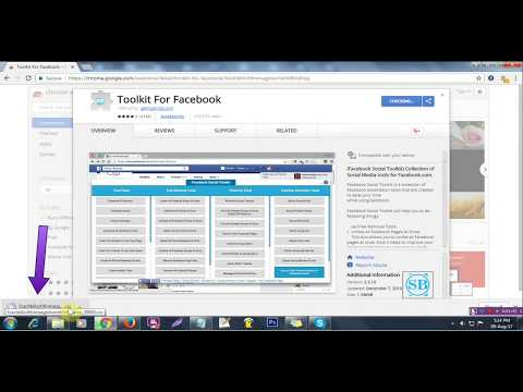Accept All Facebook Friend Request in one click SHUBHOBHAI INFO