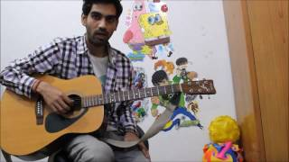 Kaun Tujhe & Kuch To Hai - Love Mashup | Armaan Malik | Guitar Cover Lesson Chords Easy