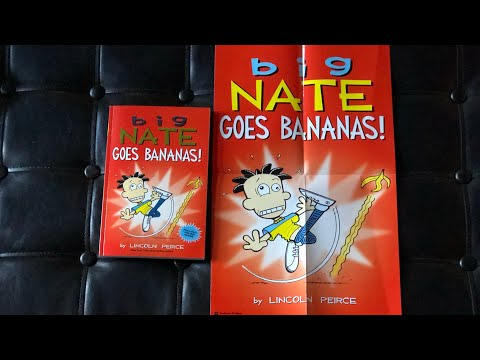 Xxx Mp4 BIG NATE GOES BANANAS WITH POSTER 3gp Sex