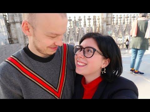 WE WENT TO MILAN! || Travel Vlog