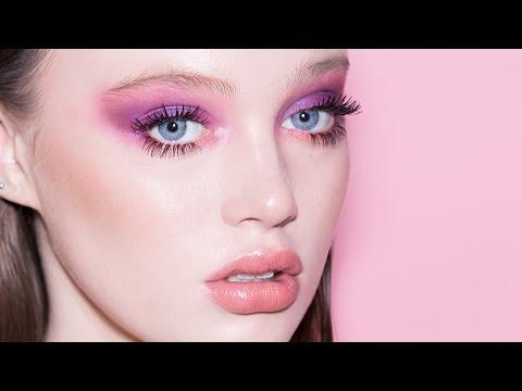 Beauty Shoot Lighting Setup - Photoshoot Behind The Scenes