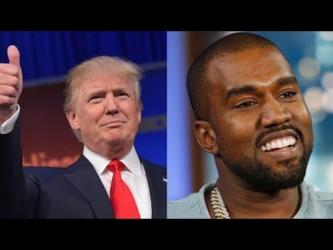 Must-See Moments: Is Kanye Becoming a Conservative?