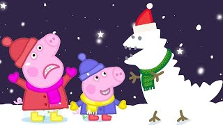 Peppa Pig Full Episodes 🎄Christmas Special ❄️Snow ❄️ Cartoons for Children