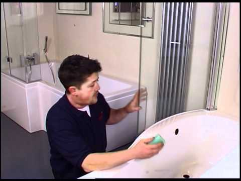 How to fit a curved shower seal - Shower Seals UK