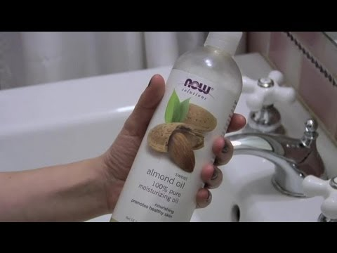 Almond Oil Skin Care Routine : Skin Care Advice