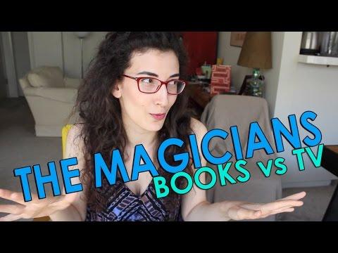 THE MAGICIANS / Books vs. TV